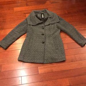 👛herringbone coat